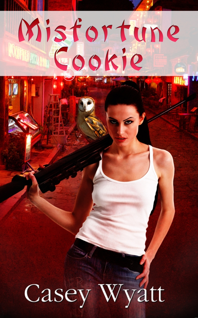 Cover Reveal – Misfortune Cookie!