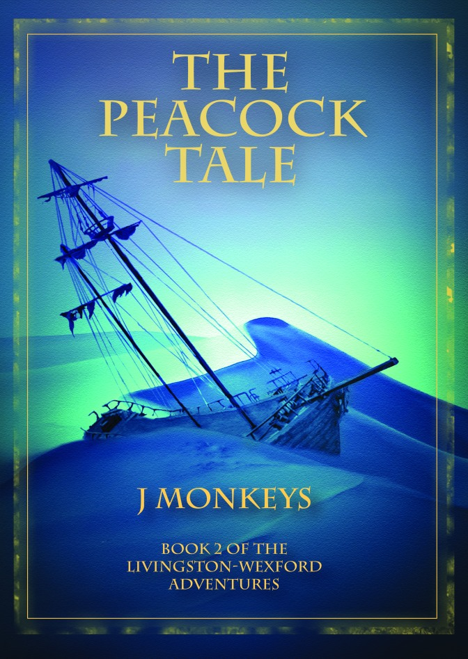 The Peacock Tale e-book cover