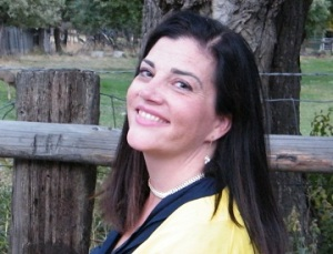 Author Meggan Connors