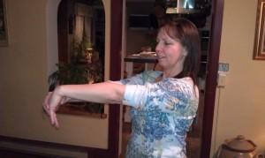 Wrist stretch 2