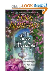 roses in moonlight