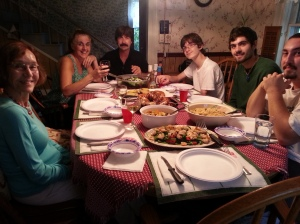 Labor day Dinner pic