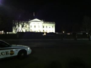 I was surprised how small the White House was in person.