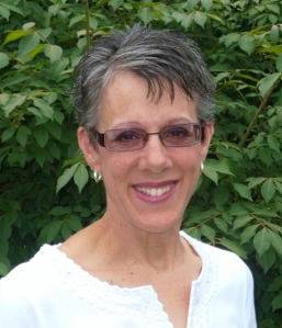 Brenda Maxfield author Photo