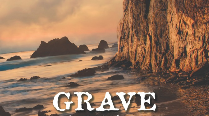 Grave Danger by Katy Lee: Cover Revealed!