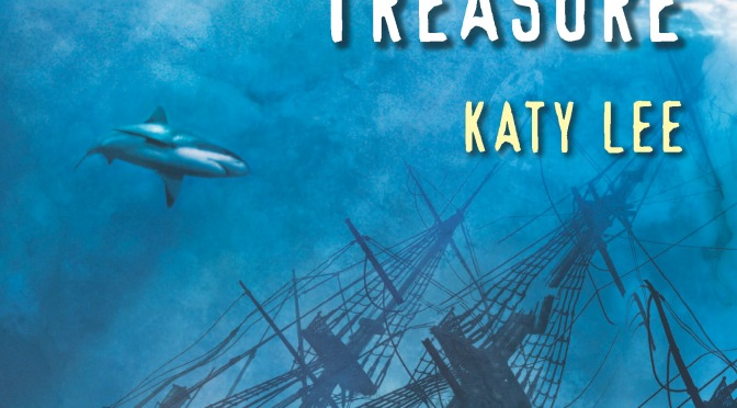 Goodreads Giveaway of SUNKEN TREASURE by Katy Lee