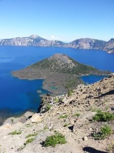 crater lake oregon